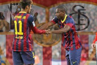 El Sevilla ve prioritario el fichaje del delantero del FC Barcelona