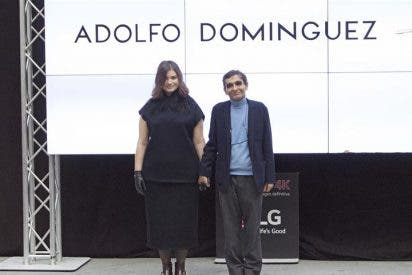 Adolfo Domínguez preside el jurado de los Premios Nacionales de la Moda