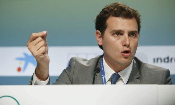 Albert Rivera será candidato a la Presidencia del Gobierno de España