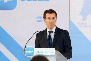 """Feijóo dice que Rajoy """"sabe"""" que su """"objetivo"""" político es Galicia"""