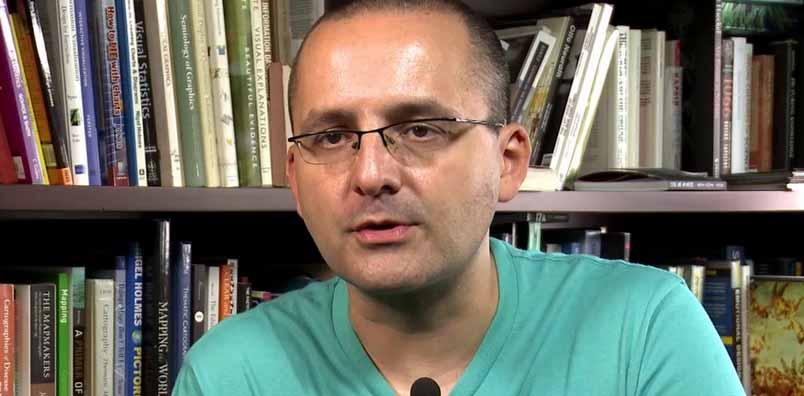"""Alberto Cairo: """"Elmundo.es ganó muchos premios porque cuando nació el mercado no estaba tan saturado"""""""