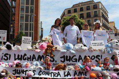 Alejandra Rojas, Cayetana Guillén Cuervo y Pepe Rodríguez unen fuerzas por la cura del AME
