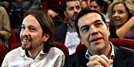 """Pablo Iglesias: """"La troika perpetra una operación mafiosa de terrorismo financiero"""" [contra los hermanos gemelos de Podemos]"""