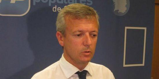 """Rueda, secretario general del PPdeG: """"Feijóo ya aseguró que su realidad es Galicia"""""""