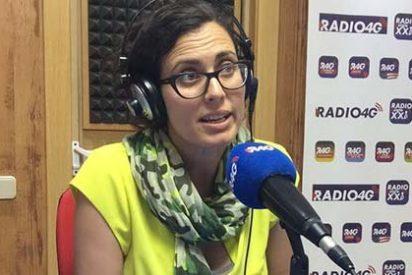 """Ana Fuentes: """"Para el periodista extranjero trabajar en China es complicado pero para el periodista chino es aún peor"""""""