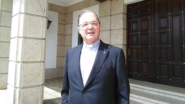 Antonio Rodríguez Basanta, administrador diocesano de Mondoñedo-Ferrol