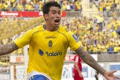 Sufrido regreso a Primera de Las Palmas: Araujo hizo el gol definitivo en el 85'