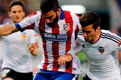 El Atlético se pone 'chulo' con Arda