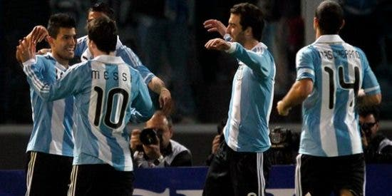 Argentina, multada con 90.000 euros por no llevar a sus jugadores a rueda de prensa
