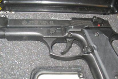 Detenido tres individuos por robos en Marchena-Arahal-Puebla de Cazalla (Sevilla)
