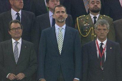 Artur Mas se jacta de los pitos al himno: