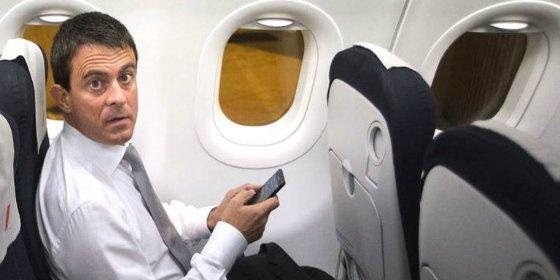 El primer ministro francés fue a la Champions con sus hijos en avión oficial: 16.000 € del ala