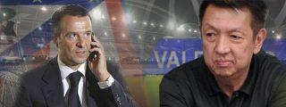 Jorge Mendes ofrece al Atlético a uno de los descartes del Valencia
