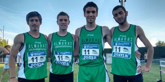 Almaraz Atletismo luchará por la permanencia en primera en Moratalaz (Madrid)