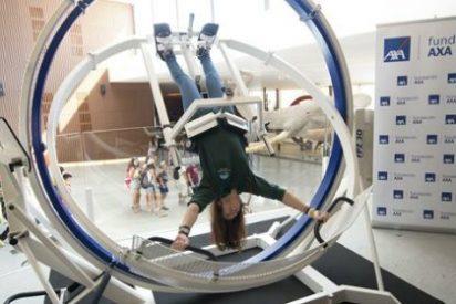 Nace la cátedra 'AXA Prevención de Riesgos' en el Parque de las Ciencias de Granada