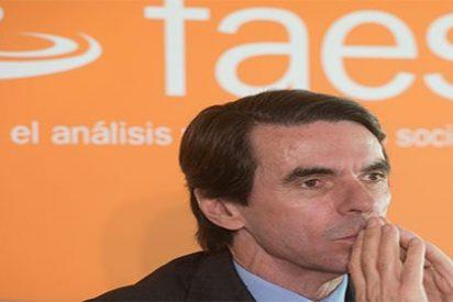 """Aznar alerta de que la """"izquierda radical"""" griega arrastra a la UE al borde de la ruptura"""