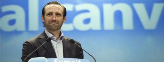 """El derrotado Bauzá se da al fin por aludido: 'dimitirá' en breve algo """"decepcionado"""""""