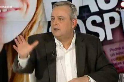 Antonio Martín Beaumont le 'dice' a Mariano Rajoy con toda crudeza que el problema es él