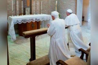 Benedicto XVI descansará en Castel Gandolfo este verano