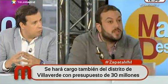 """Benjamín López: """"A Zapata se le está usando como tonto útil para tapar los otros escándalos de sus compañeros: Maestre y Soto"""""""