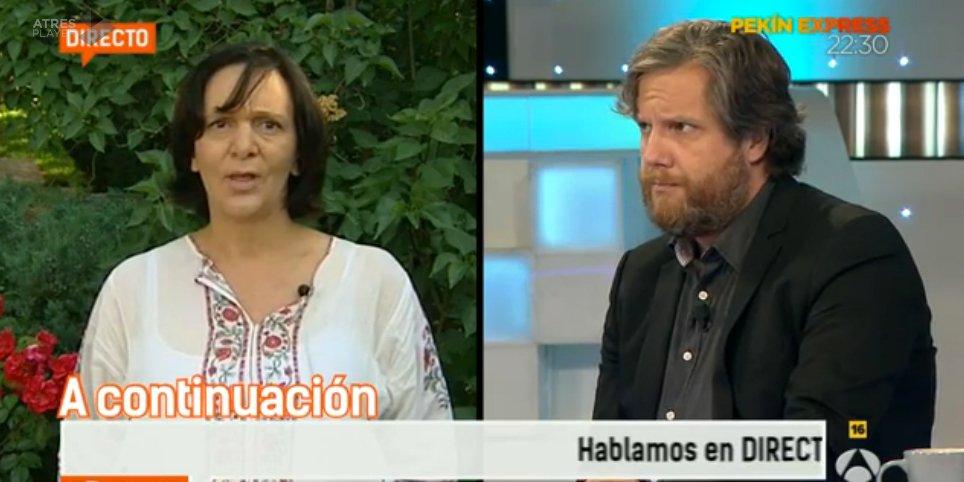 """David Gistau pone como un trapo a la tibia Bescansa: """"Siempre intentan escamotearse de una opinión comprometida sobre lo que pasa en Venezuela"""""""