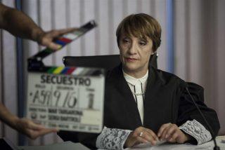 Blanca Portillo rueda 'Secuestro'