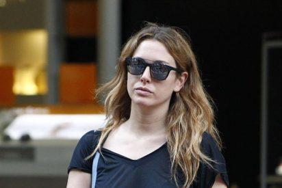 Blanca Suárez muy pensativa mientras aumentan los rumores que la relacionan con Dani Martínez