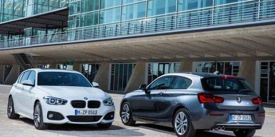 BMW Serie 1 2015, eficiencia y equipamiento