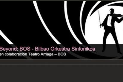 """La BOS interpreta temas de James Bond y """"otros agentes secretos del cine"""" en el Teatro Arriaga este jueves y viernes"""