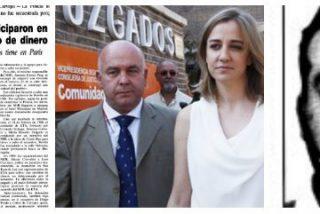 Un condenado por terrorismo defiende a Tania Sánchez por los trinques de su hermano