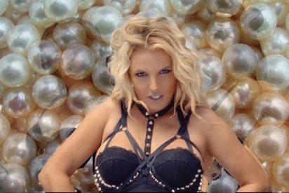 Relacionan al Britney Spears con un joven futbolista