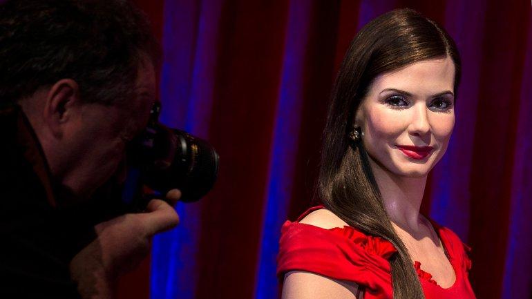 Sandra Bullock estrena Minions en Londres