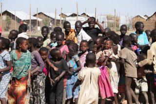 Aumentan los refugiados por las guerras en África y Oriente Próximo