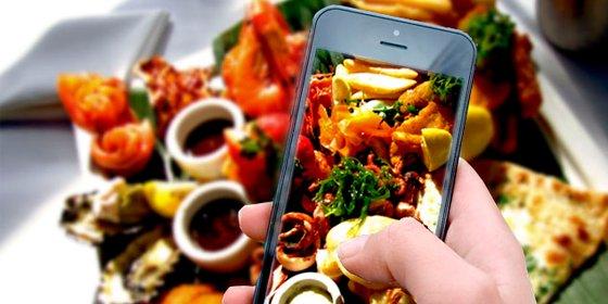 Conoce las calorías de los alimentos con una foto hecha con tu móvil