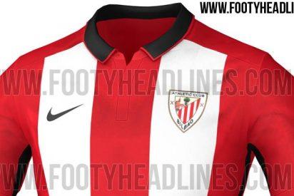 Filtrada la nueva camiseta del Athletic