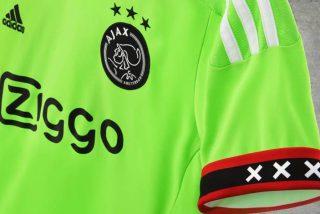 El Ajax sorprende con el diseño de su segunda equipación