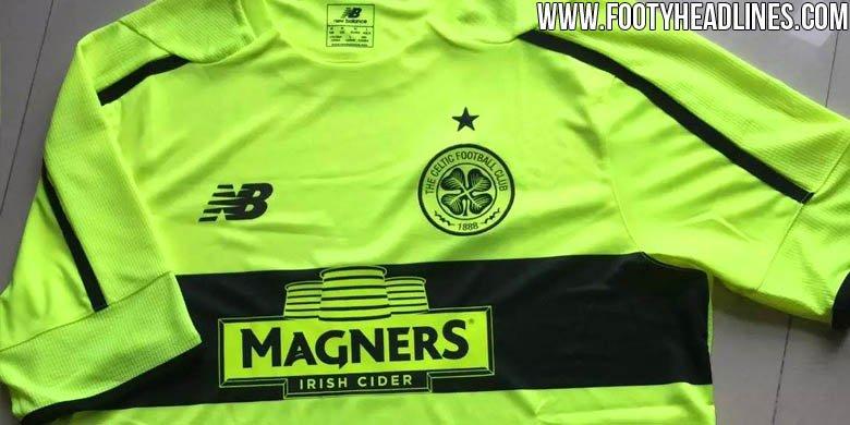 El Celtic deja a todos sorprendidos con su segunda equipación
