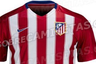 Así es la nueva camiseta del Atlético para la próxima temporada
