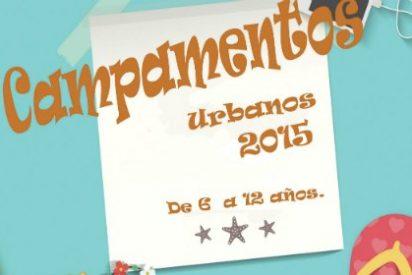 Inscripción paras los campamentos urbanos del programa Jovenocio.7 en Mérida