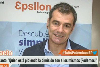 """Toni Cantó: """"Jorge Castaño fue un cobarde, no se disculpó conmigo, coincidimos y no me dijo ni mú"""""""