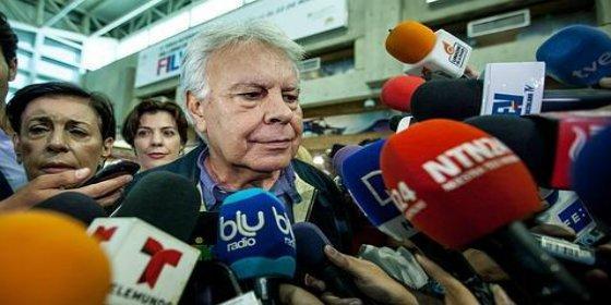 """Las 10 'claves' chavistas para mandar al carajo a Felipe González: """"¡El coño de tu madre!"""""""
