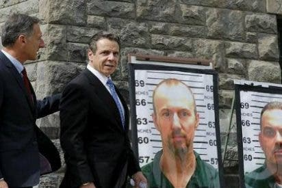 Una funcionaria de prisiones enamorada ayudó en la fuga de los dos asesinos en Nueva York