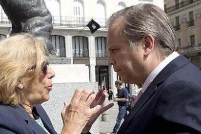 """Carlos Herrera: """"Carmona le garantiza la alcaldía a Carmena para que llene Madrid de huertos en los que sembrar nabo"""""""