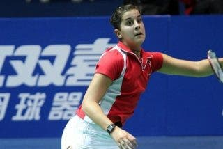 """El desconsuelo de la número 1 del badminton Carolina Marín: """"He llorado, he tenido pesadillas y he recibido amenazas"""""""