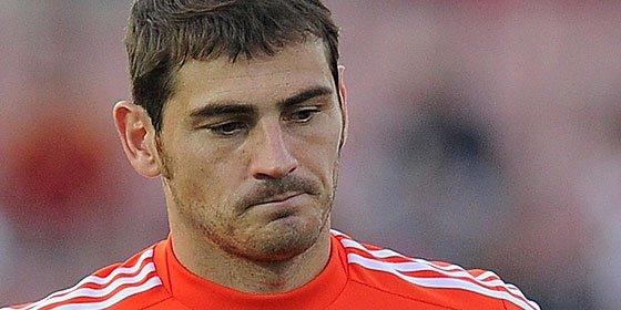 TVE anuncia que Iker Casillas se marcha del Real Madrid