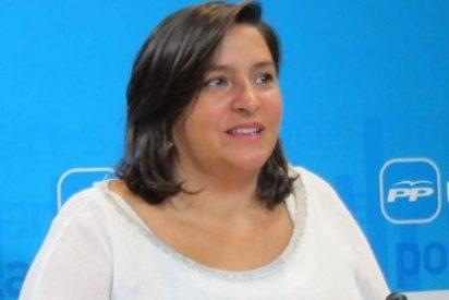 """Cesárea Arnedo (PP): """"Page consumó ayer la traición a Castilla-La Mancha"""""""