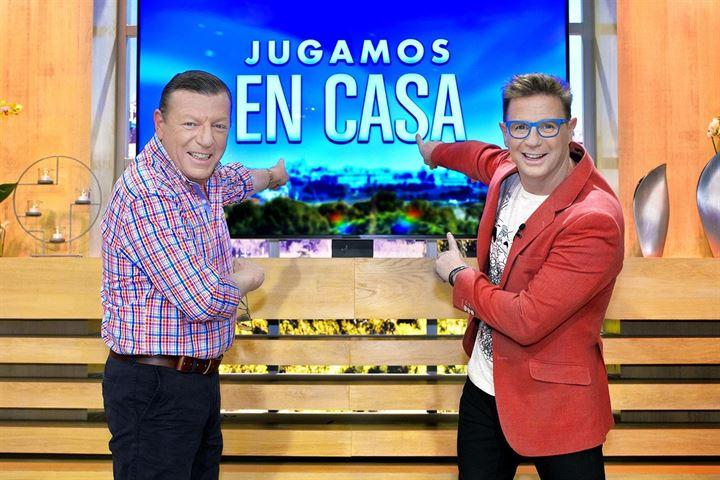"""Los Morancos: Nos divierte mucho ser nuevos presentadores"""""""