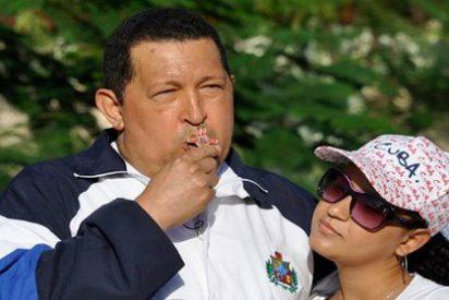 """La carta que mandó Chávez a su hija desde la cárcel: """"Los perros han vuelto"""""""