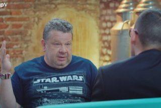 """Risto acorrala a Chicote: """"¿Para ser chef hace falta estar gordo?"""""""