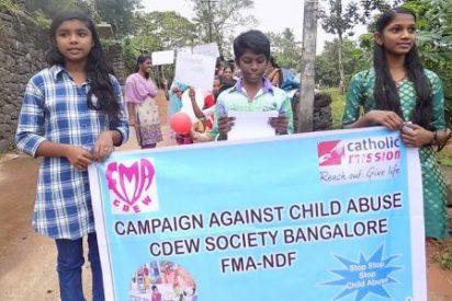 Apuntes contra el trabajo infantil en India